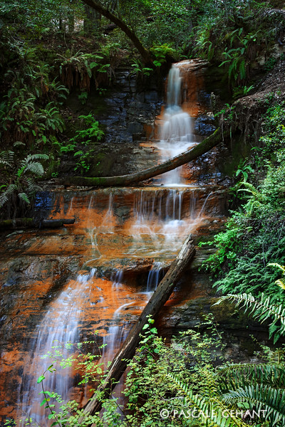 Golden falls 3- Big Basin