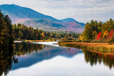 Ausable River in Wilmington