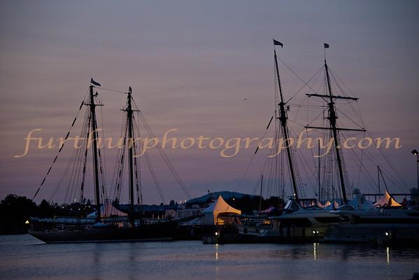 Victoria Evening