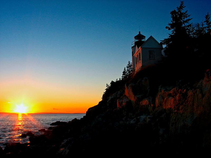 Bass Harbot Lighthouse Sunset 1 (2)