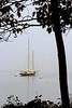 Boat in Fog 1