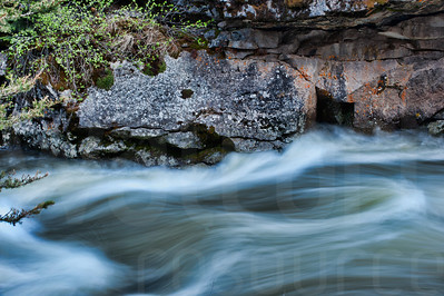 Rushing River Water 008 | Wall Art Resource
