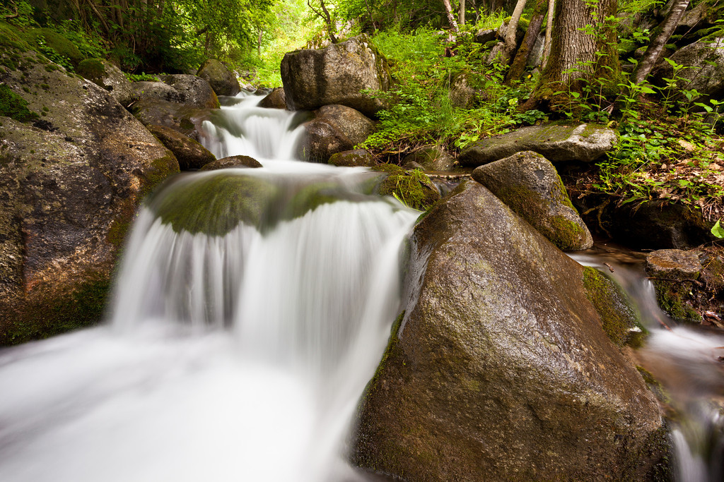 Vall de Boi Cascades