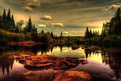 Lake Harris Inlet