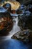 Glistening waterfall 2