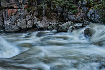 Rushing River Water 007 | Wall Art Resource