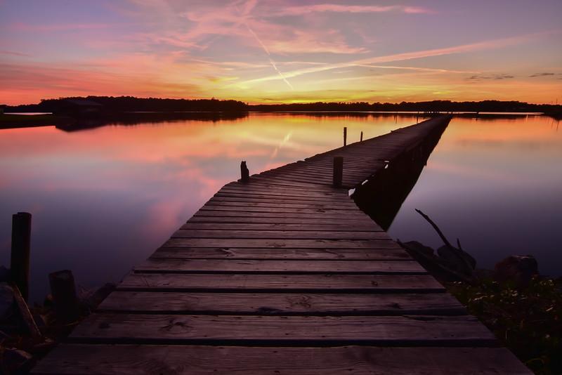 """""""Weiss Lake Sunset"""""""