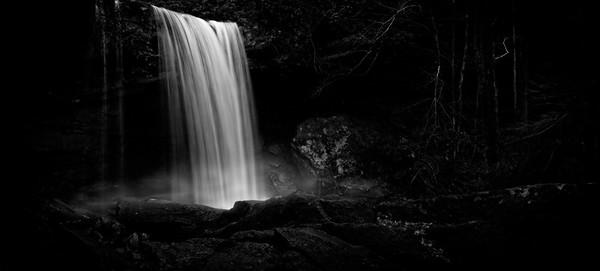 Cucumber Falls [Ohiopyle, PA]