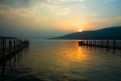 Lake George Sunrise