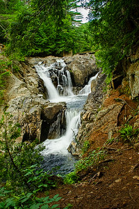 Split Rock Falls on the Boquet River