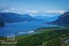 View of Columbia River Gorge from the Crown Point State Scenic Corridor <br /> Columbia River Gorge Scenic Area, Oregon, U.S.A.<br /> <br /> © Copyright Hannah Pastrana Prieto