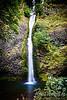Horsetail Falls<br /> Columbia River Gorge Scenic Area, Oregon, U.S.A.<br /> <br /> © Copyright Hannah Pastrana Prieto