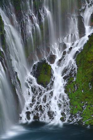 A Small Slice of Burney Falls
