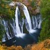 Colors of Burney Falls