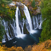 Colors of Burney Falls