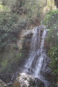Tropical Waterfalls in Costa Rica