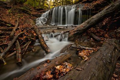 Weavers Creek Falls.