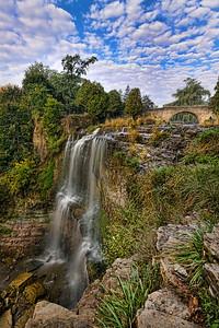 Websters Falls.