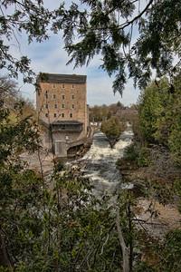 Elora Gorge Falls