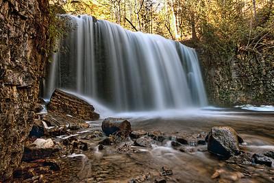Hoggs Falls.