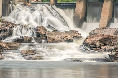 Bracebridge Falls, Ontario