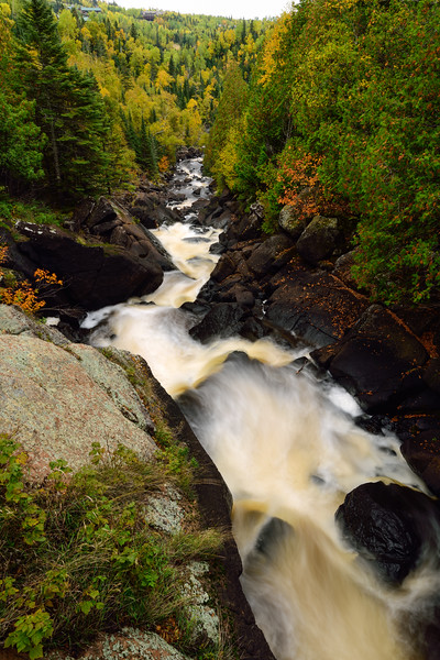Upper Falls of the Poplar River 01