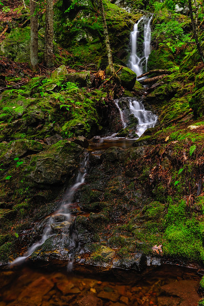 Gleason Creek Falls 01