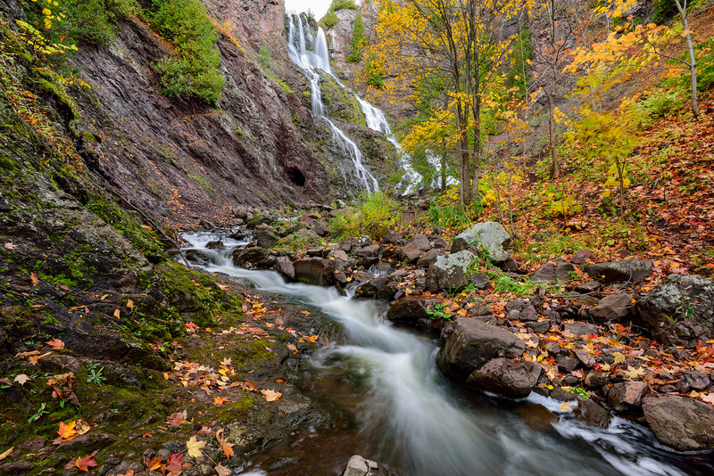 Houghton Douglass Falls 02