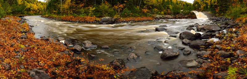 Brule River pano 01