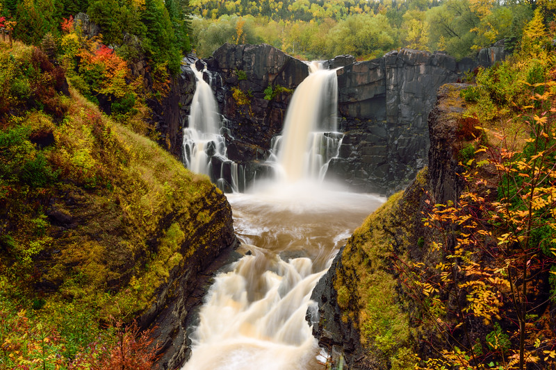 High Falls of the Pigeon River 01