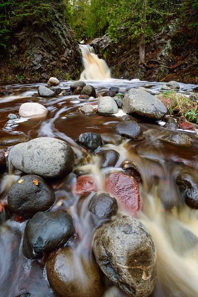 Fall River waterfall 01