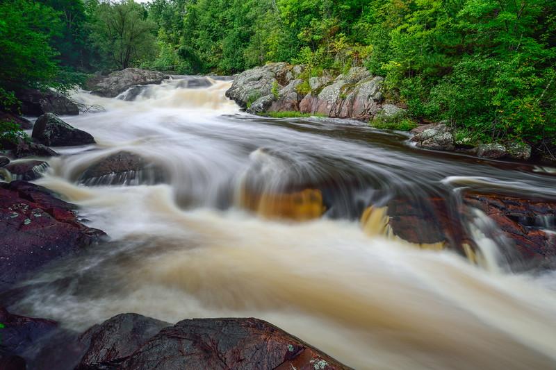 Red Granite Falls 01