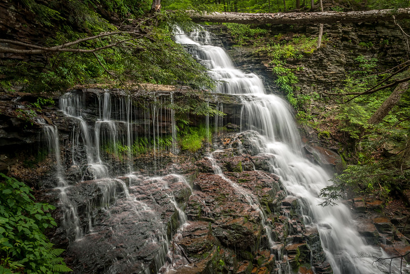 Ganoga Waterfall