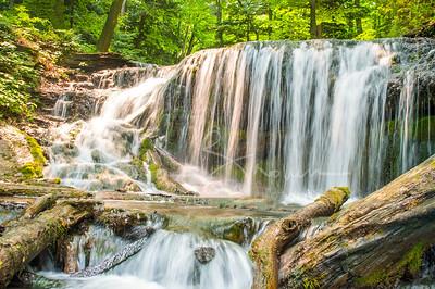 Weavers Creek Falls, Ontario