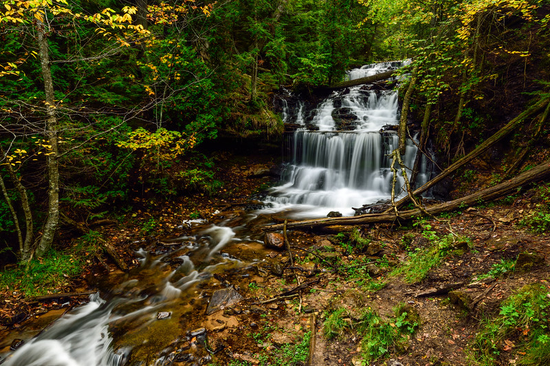Wagner Falls 01