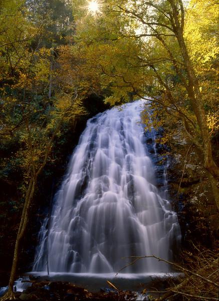 Crabtree Falls NC Fall 2005