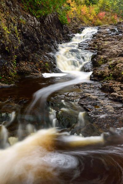 Onion River Falls 01