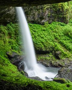 North Falls 136 feet