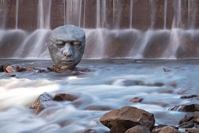 Alton Mill Falls, Ontario
