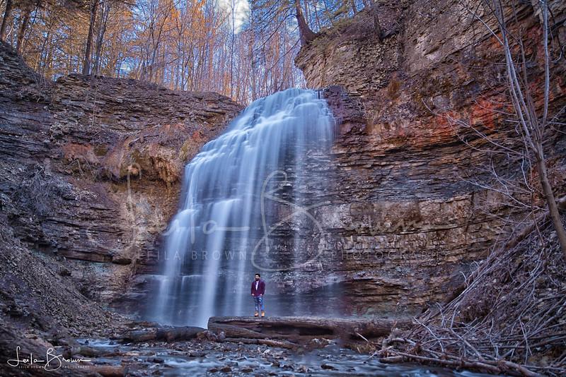 Tiffany Falls, Ontario