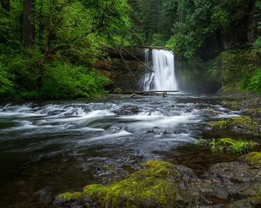 Upper North Falls 65 feet