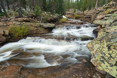 Upper Provo Falls 08