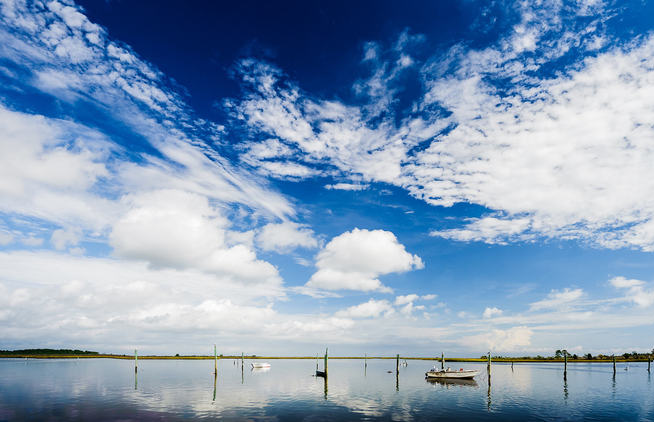 Big Sky Blue Water