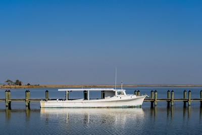 Portrait of a Deadrise Work Boat