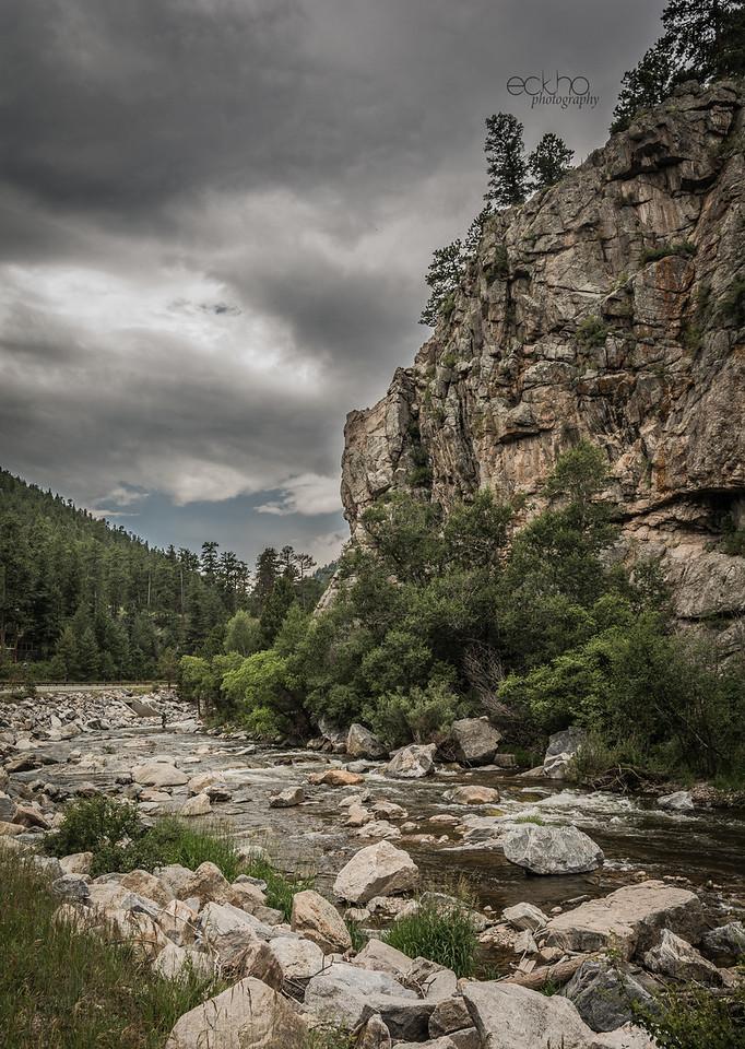 The Big Thompson River