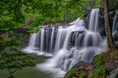 Brush Creek Falls, WV.