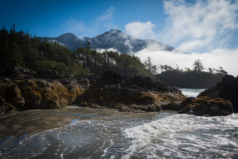 Rugged Point, BC