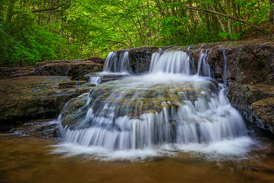 Cascade on Camp Creek