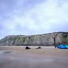 Kite-surf Escalles © 2020 Olivier Caenen, tous droits reserves