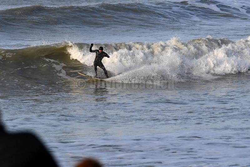 Surf à la Sirene 03-03-3017 © 2017 Olivier Caenen, tous droits reserves